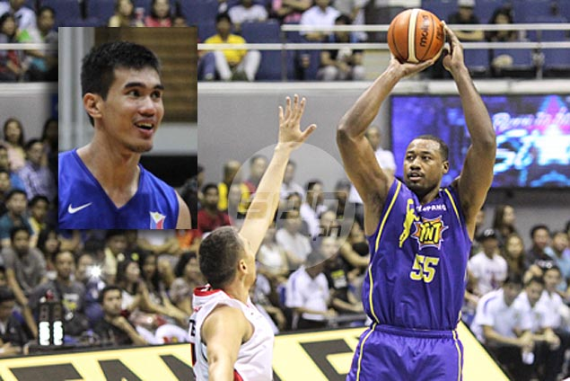 TNT rookie Troy Rosario finally getting comfortable in small forward role