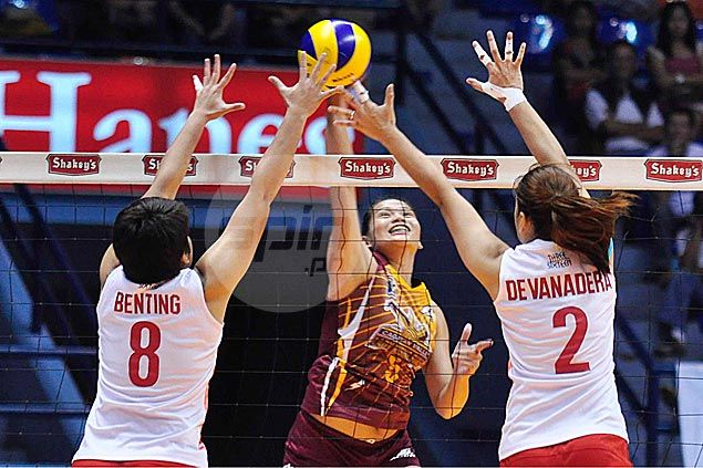 Cagayan Valley closes in on return trip to V-League finals with four-set win over PLDT