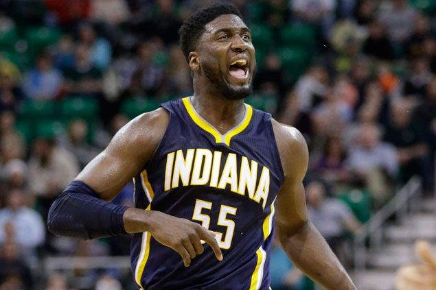 Los Angeles Lakers nearing trade deal to acquire Indiana Pacers center Roy Hibbert