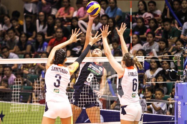Petron Blaze overcomes Foton in four to force deciding match in Super Liga finals