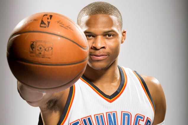 Thunder coach calls Westbrook best point guard in NBA; Westbrook says he feels he's 'the best player on the floor'