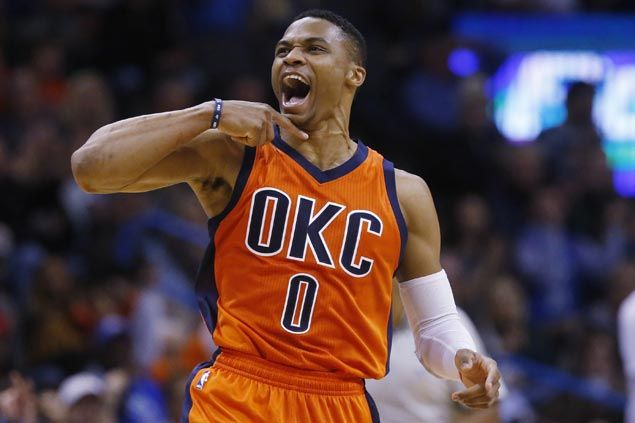 Russell Westbrook agrees to stay put in OKC on three-year, $85.7M extension