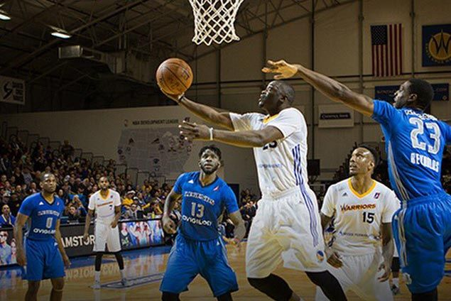 Warriors erase 15-point deficit and score overtime win to snap Texas Legends streak at three