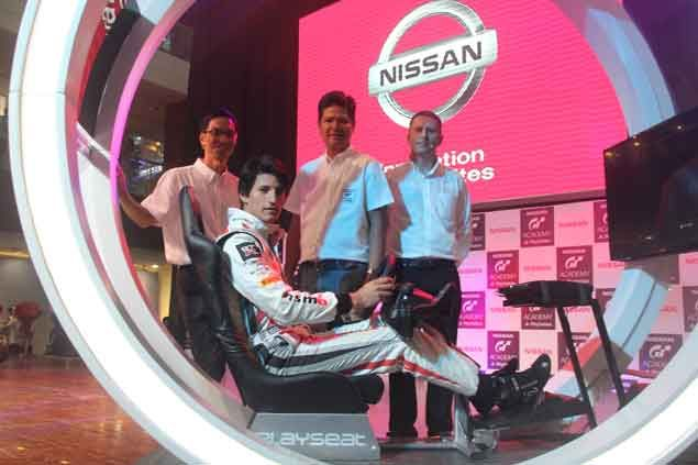 Worlds of virtual and real-life racing meet as GT Academy Asia launched in Manila