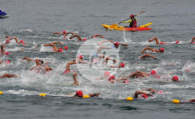 Over 1,200 triathletes from 47 countries seeing action in Ironman at Subic