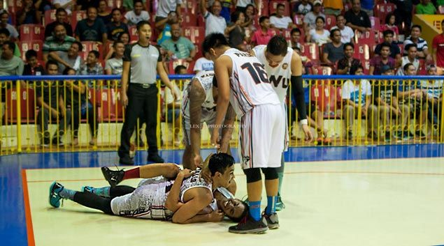 Luz shines as SWU Cobras hand USC Warriors first loss in Cesafi