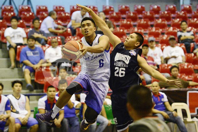 Cafe France eases past Wangs Basketball and into Aspirants Cup semifinals