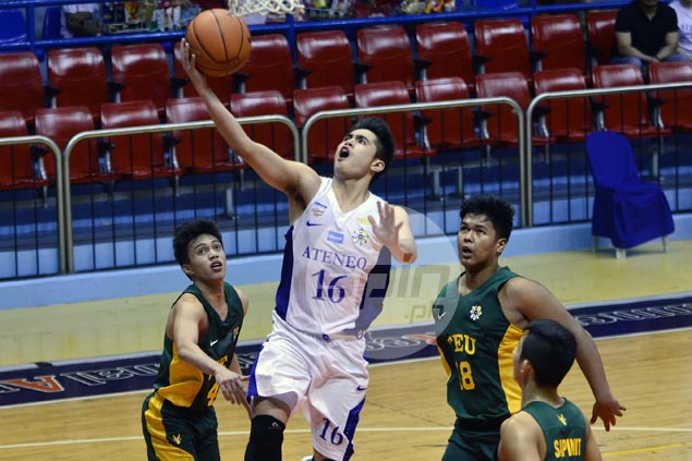 Blue Eaglets dispose of Baby Tams, set up duel with second seed La Salle in UAAP Jrs stepladder semis