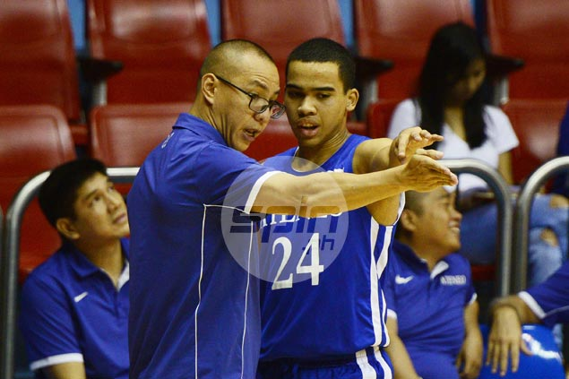 Blue Eagles get a boost in morale with third place trophy after tumultuous preseason