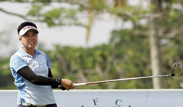 Sarah Ababa takes two-stroke lead over Cyna Rodriguez in Riviera Ladies Classic