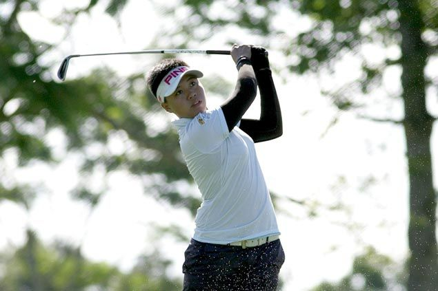 Sarah Ababa takes two-stroke lead over amateur Hwang Min Jeong at LPGT Sherwood
