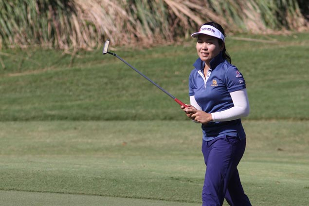 Saraporn Chamchoi leads Thai players looking to steal show from local bets at LPGT Malarayat