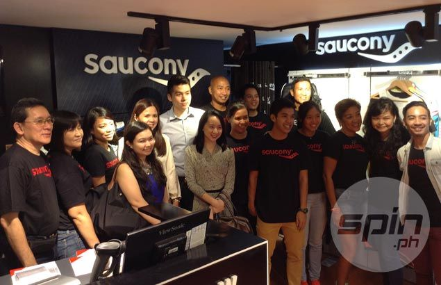 Athletic brand Saucony opens first concept store in the Philippines