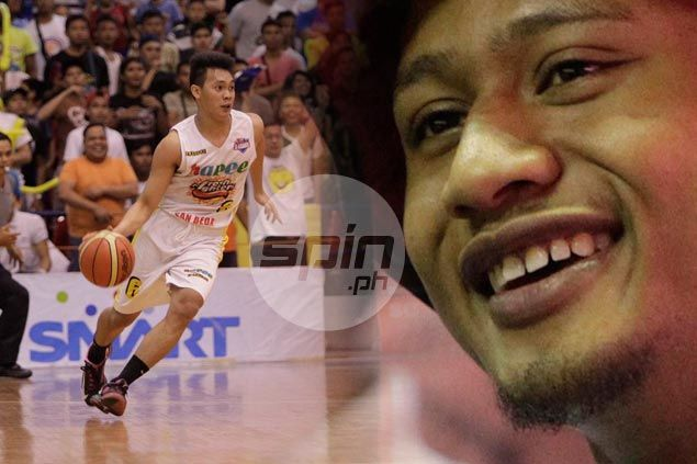 MVP Ray Parks glad to see constant travel buddy Scottie Thompson come of age