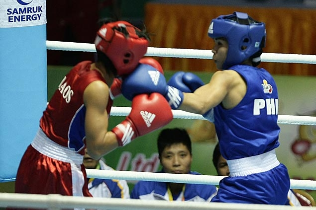 Josie Gabuco, Nesthy Petecio clinch quarterfinals berth as PH boxing team stays on track in Asiad