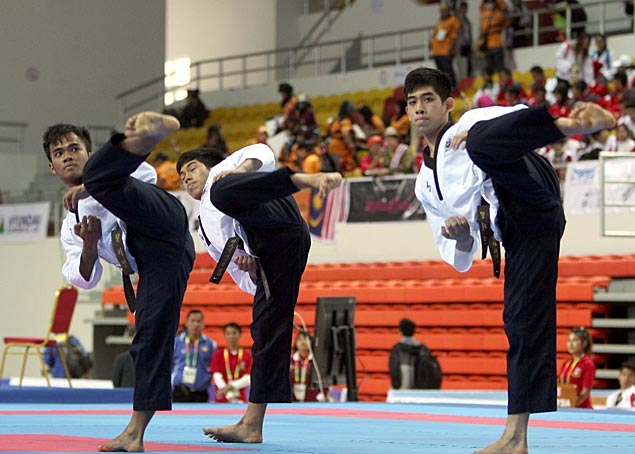 Taekwondo delivers 23rd PH gold in SEA Games with victory in men's poomsae