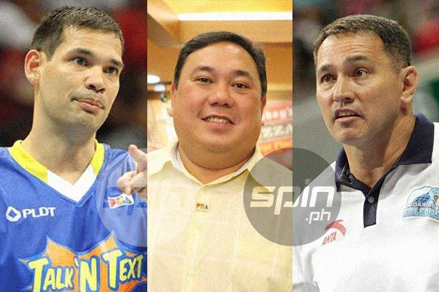 Danny Seigle, Vince Hizon, former NBA official on shortlist of candidates for PBA commissioner