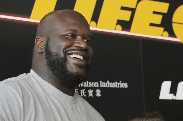 Shaq O'Neal thrilled to know his statue will stand among LA greats at Staples Center