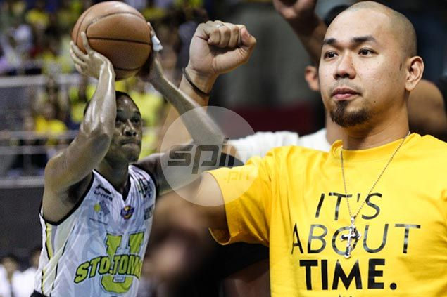 Former UST guard Japs Cuan's advice to Jon Sheriff on free-throw woes: 'It's all in the mind'