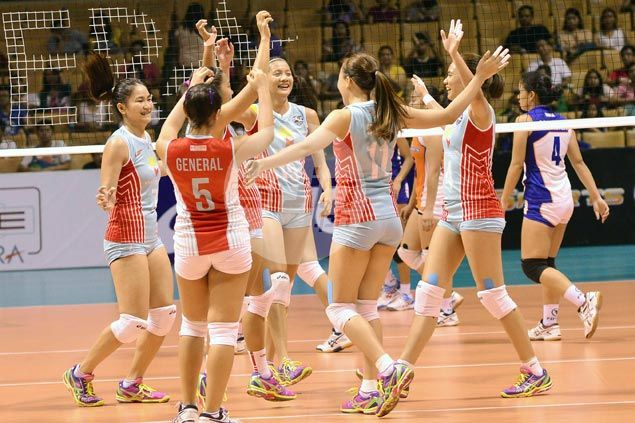 Shopinas nips Foton in another five-setter to set up Super Liga title showdown with unbeaten Petron