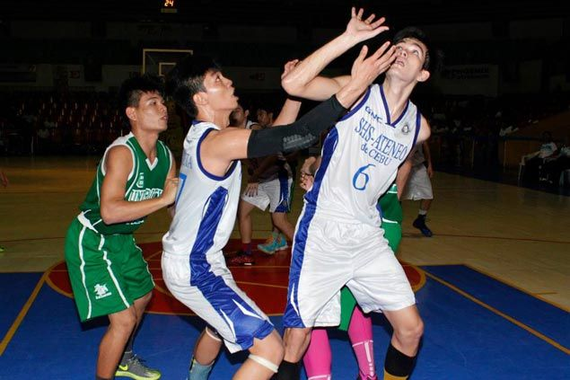 Sacred Heart School stretches streak to 11 with easy win over University of the Visayas