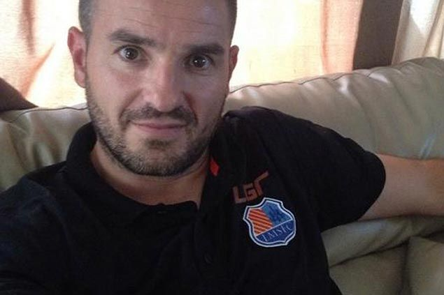 Former Azkals coach Simon Mcmenemy aims for club success with Loyola Meralco Sparks