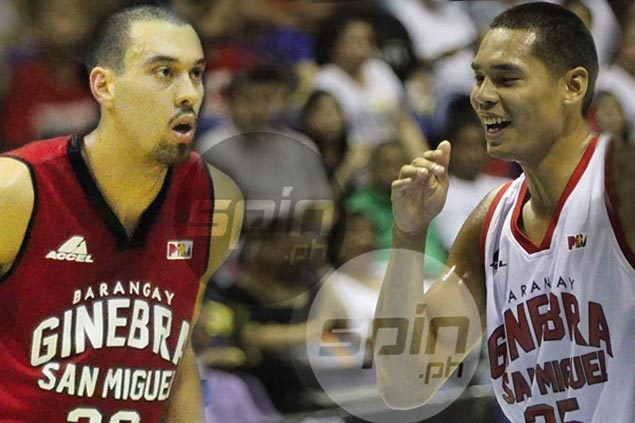 Coach Frankie Lim excited to finally have Twin Towers Slaughter and Aguilar as Ginebra battles San Miguel
