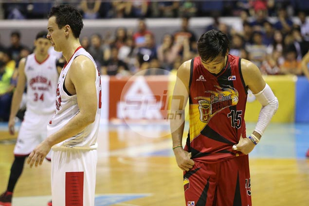 Coach feels SMB became 'comfortable' after two-game win streak as Beermen suffer worst loss of season