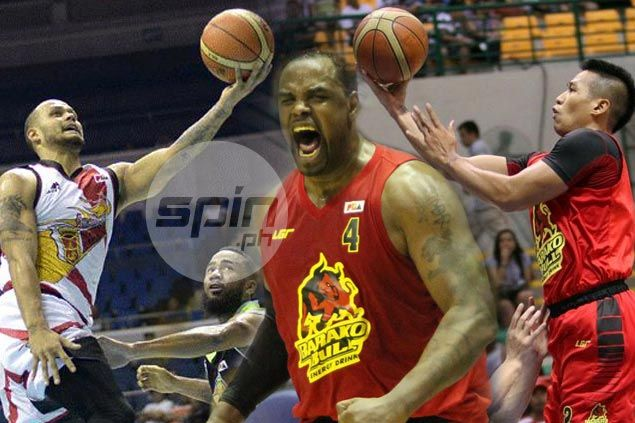 San Miguel Beer eyeing Denok Miranda, Dorian Pena in trades in time for PBA playoffs