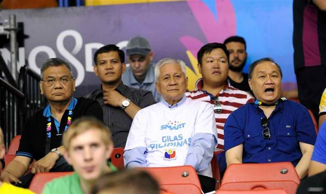 Manny Pangilinan signifies Philippines intention to make 'serious bid' to host 2019 Fiba World Cup