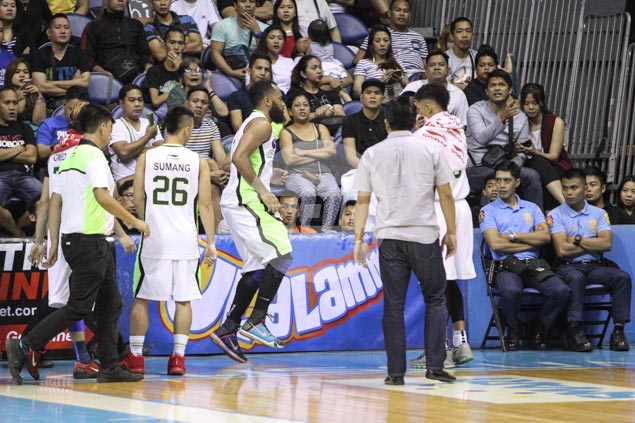 Initial scan on Stanley Pringle ankle reveals no tear or dislocation, but GlobalPort still seeking second opinion