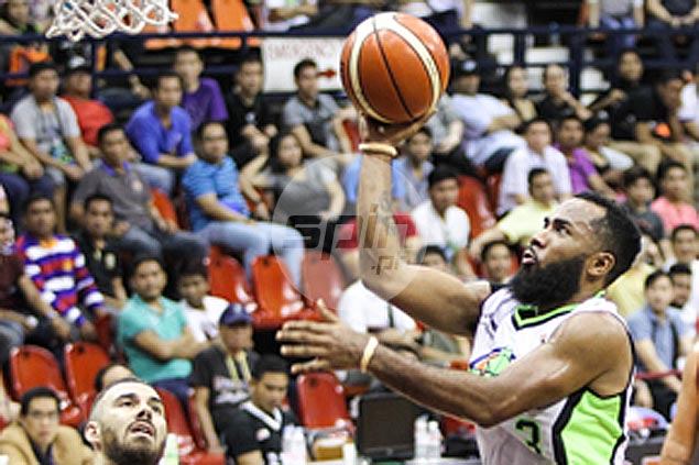 Stanley Pringle hits game-winner for Globalport in tuneup game vs Ginebra