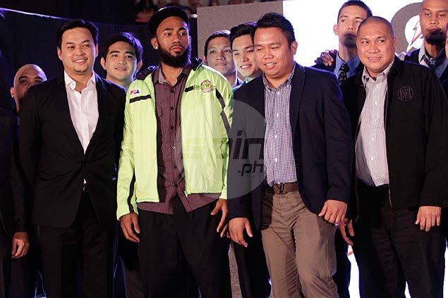 Stanley Pringle is top pick overall, Kevin Alas made No. 2 by Rain or Shine in wild PBA rookie draft