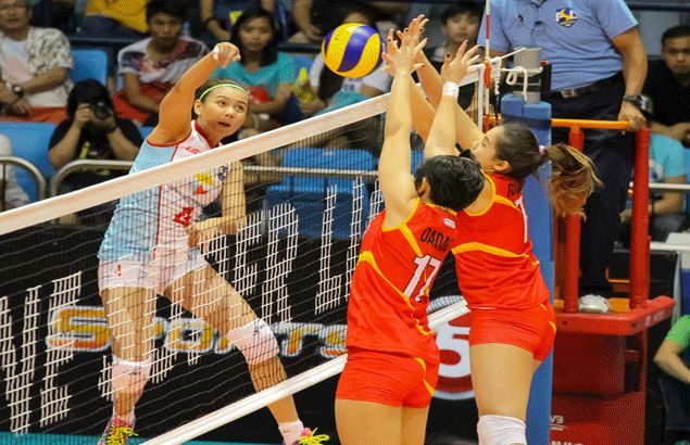 Shopinas stays perfect in Super Liga after surviving third-set wobble against Philips Gold