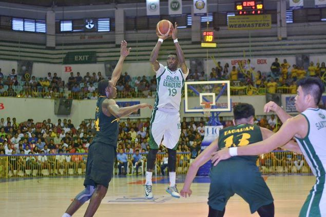 UV Lancers rally in second half to beat USC Warriors and force deciding match in Cesafi finals