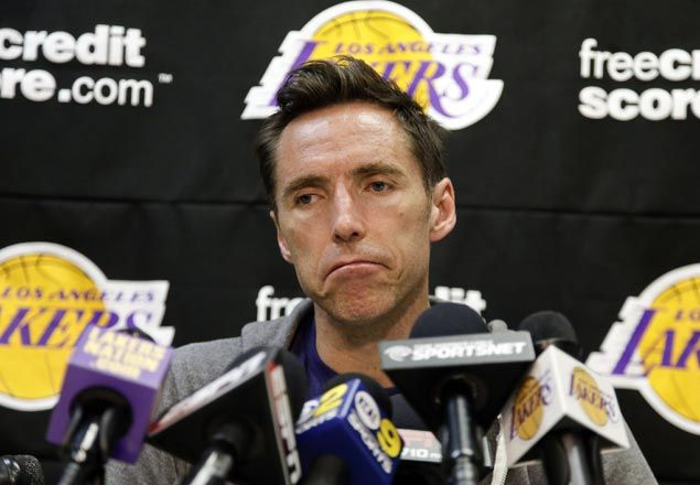 Steve Nash arrives in time for Canada's Manila OQT debut in new role as team manager