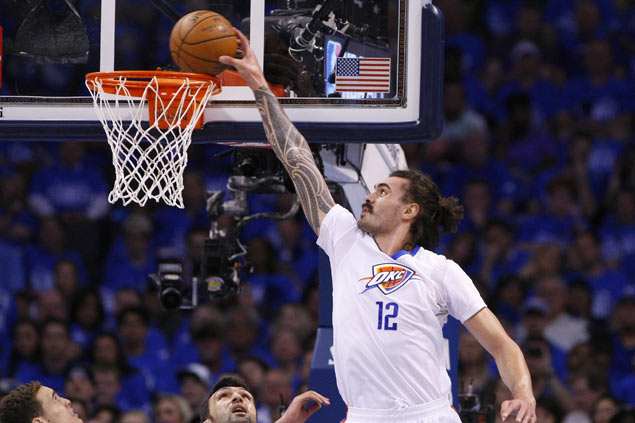New Zealand fans show support after OKC's Steven Adams takes flak for 'monkey' comment