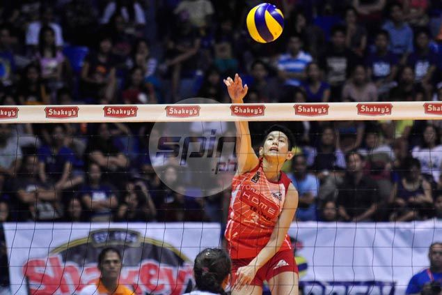 PLDT, Meralco begin battle for third place in V-League