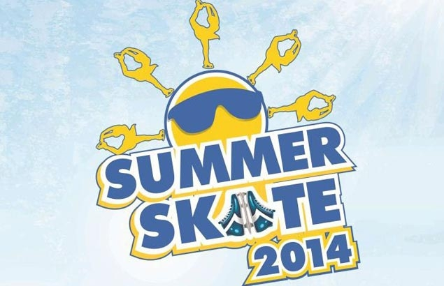 Aspiring figure skaters show wares in SM's Summer Skate competition