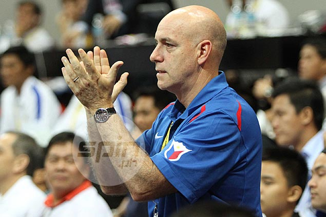 Tab Baldwin wants Gilas to emulate 'winning mentality' of his former Tall Blacks side