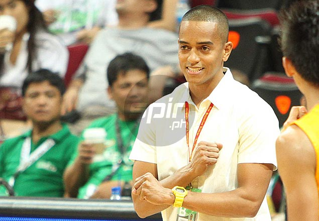 Topex Robinson confirms ongoing negotiations on becoming new head coach of Lyceum