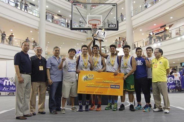 Pura of Cebu tops SBP-TNT Tatluhan to earn spot in Manila leg of Fiba 3x3 World Tour