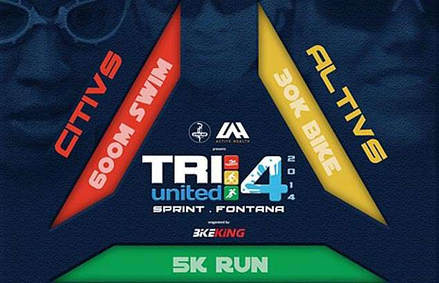 Tri United series to hold 'newbie-friendly' race at Fontana Park in Clark