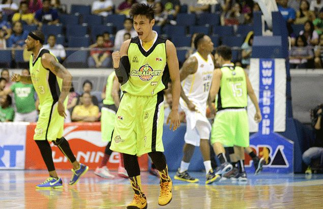 Terrence Romeo believes Calvin Warner a better fit for Globalport than former import CJ Leslie