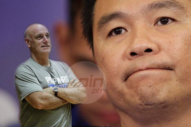'He's the best man for the job,' ex-Gilas coach Chot Reyes says of successor Tab Baldwin
