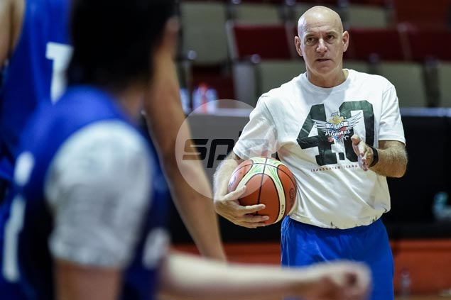 Gilas Pilipinas coach Tab Baldwin holds breath on June Mar Fajardo injury