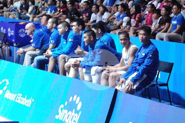 Tab Baldwin happy to see Gilas cadets respond after disappointment over SEA Games debut
