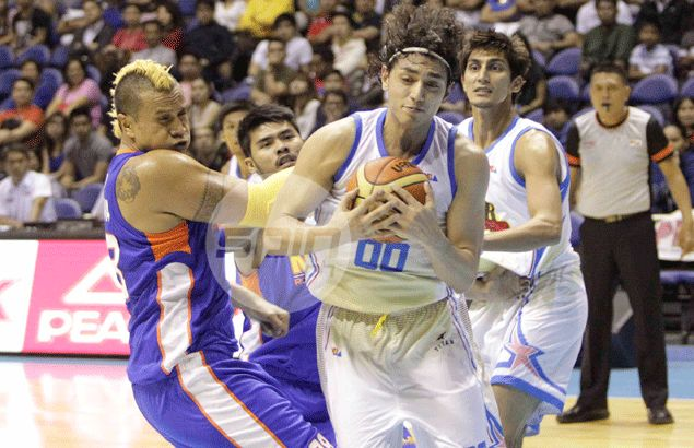 Journeyman center Yousef Taha finally feels at home with Purefoods