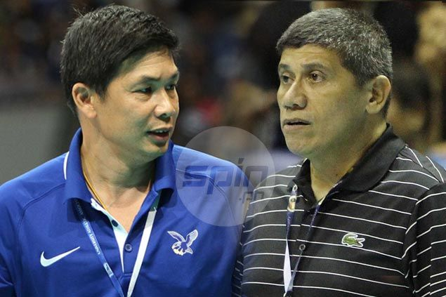 What rift? PH coach Roger Gorayeb denies falling-out with assistant Tai Bundit