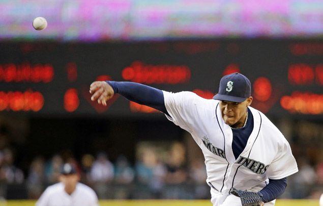 Taijuan Walker strikes out career-high 11 as Mariners down Astros